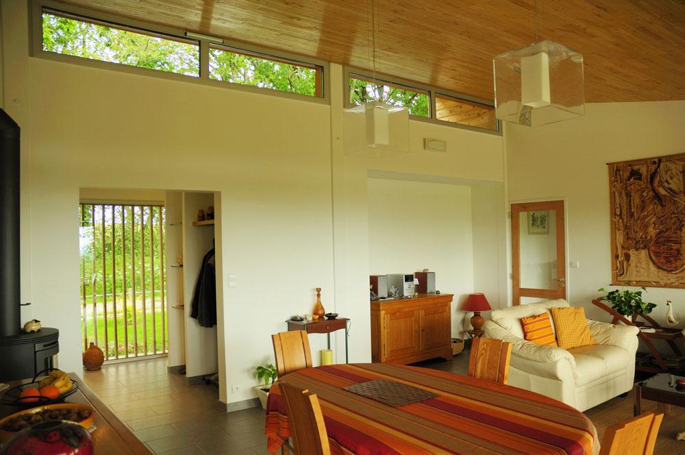 maison bois aveyron c a u e actualites. Black Bedroom Furniture Sets. Home Design Ideas