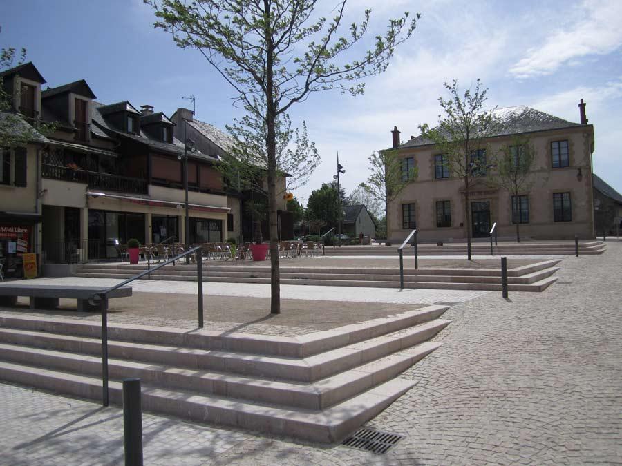 Tout savoir sur l 39 accessibilit des erp et de l 39 espace public for Les espaces publics urbains
