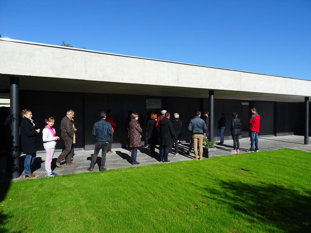 Construire rénover ou faire une extension visites des réalisations des architectes de laveyron