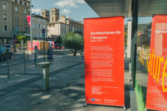 Exposition Architectures contemporaines de l'Aveyron du 15 au 19 octobre à Millau