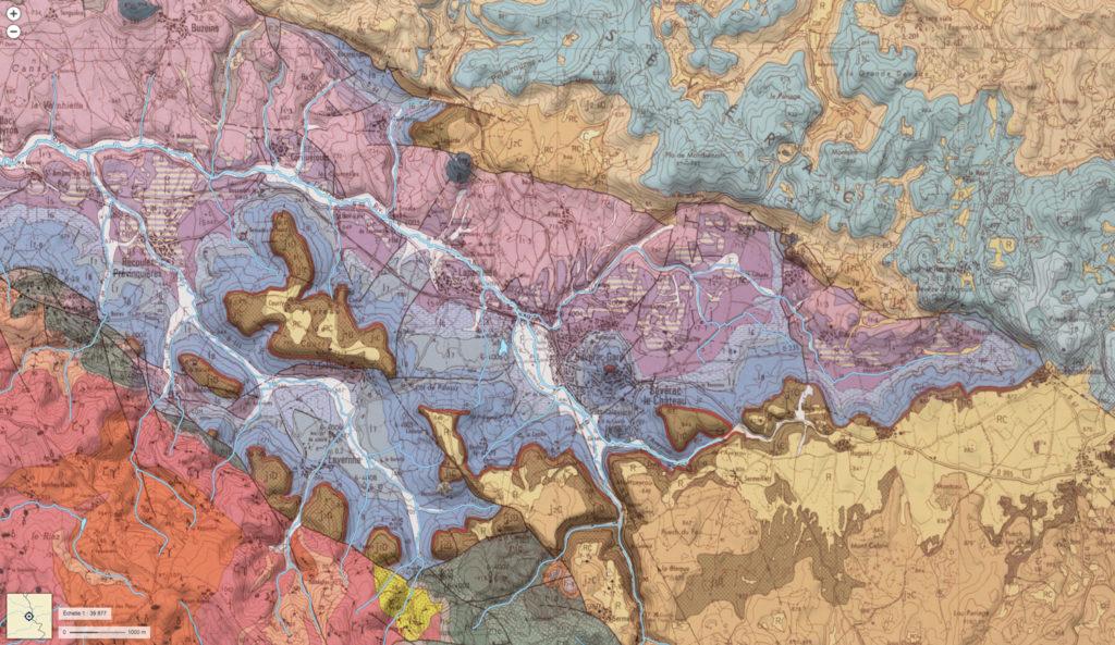 severac-geologie